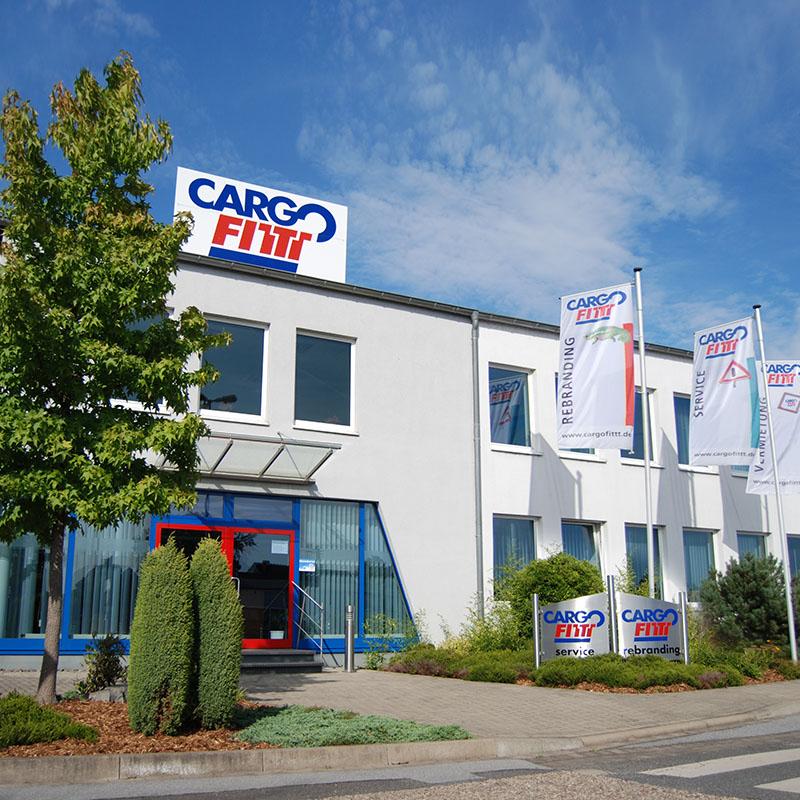 Cargo FITTT - Außenwerbung